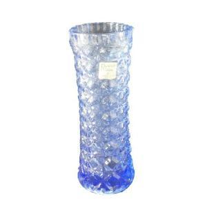 高岡健二商店 花瓶 LEO TAKAOKA COLOR VASE T−306 ブルー 花瓶|e-hanas