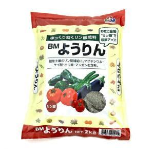 【朝日工業】【単肥シリーズ】【肥料】BM ようりん 2kg(熔成燐肥) e-hanas