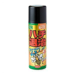 殺虫剤 ハチ 害虫 ハチ退治強力噴射 ジェットタイプ 450ml キング園芸|e-hanas
