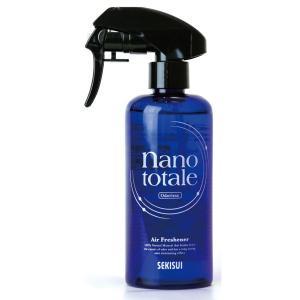 除菌 ナノトタル 消臭・抗菌スプレー NS 無臭タイプ 280ml J5M7549 セキスイ e-hanas