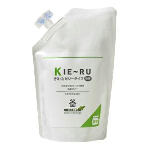 環境ダイゼン きえ〜るU 消臭 KIE〜RU(ゼリータイプ)詰替ミント 480g|e-hanas