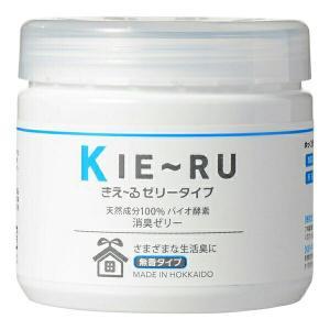 環境ダイゼン きえ〜るU 消臭 KIE〜RU(ゼリータイプ)無香 140g|e-hanas