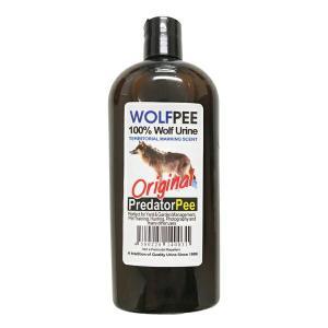 ウルフピー 獣忌避用品 狼尿100% WOLFPEE 原液 340g 送料無料|e-hanas