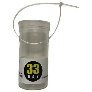 ウルフピー 獣忌避用品 狼尿100% WOLFPEE 33日分ディスペンサー 6個入り|e-hanas