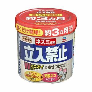 アース製薬 アースガーデン ねずみ忌避 ネズミ専用立入禁止置くだけゲルタイプ|e-hanas