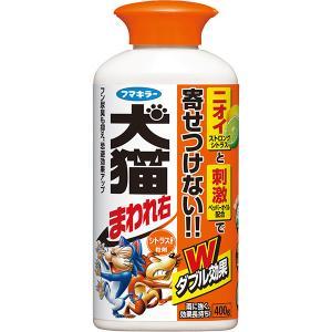フマキラー 犬猫忌避剤 犬猫まわれ右粒剤 400g|e-hanas