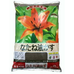 JOYアグリス 肥料 Jなたね油かす 10kg(バラ納入)|e-hanas