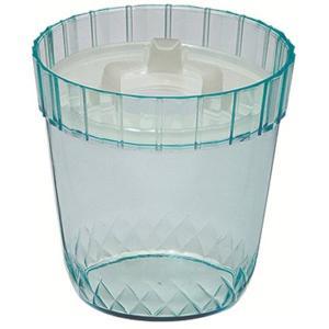 鉢 プラスチック 水耕栽培 水栽ポット NO.1 クロッカス1球用 ブルー 大和プラスチック