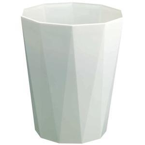 鉢 プラスチック おしゃれ クォーツ 180型 パールホワイト 大和プラスチック アウトレット|e-hanas