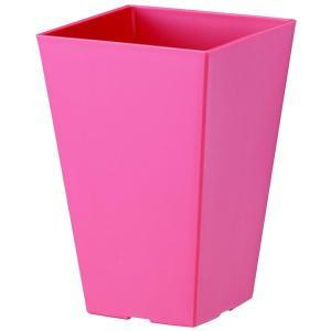 鉢 プラスチック ミニ観 クエンチハイポット 6号 アッシュピンク 大和プラスチック アウトレット|e-hanas