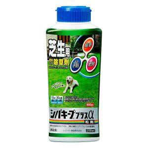 除草剤 芝 粒 シバキーププラスα粒剤 600g レインボー薬品 アウトレット e-hanas
