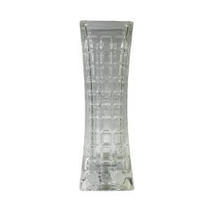 高岡健二商店 花瓶 LEO TAKAOKA グラスベース 花瓶 F−70057W チェックベース|e-hanas