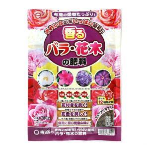【東商】【肥料】バラ・花木の肥料 500g