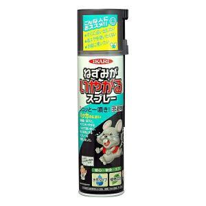 イカリ消毒 ねずみがいやがるスプレー 320ml|e-hanas