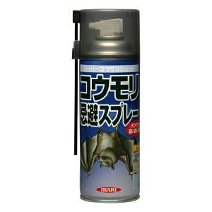 イカリ消毒 鳥類忌避 スーパーコウモリジェット 420ml|e-hanas