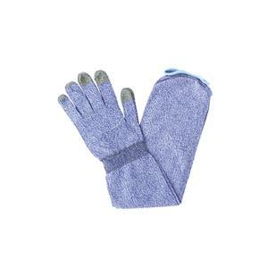 東和コーポレーション 農業女子Gloves ブルー フリーサイズ M4|e-hanas
