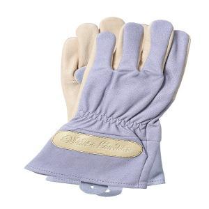 東和コーポレーション 園芸用手袋 WithgardenRosa(ローザ)パープル L メール便対応2点まで e-hanas