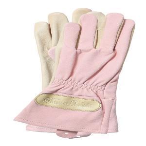 東和コーポレーション 園芸用手袋 WithgardenRosa(ローザ)ピンク SS メール便対応2点まで|e-hanas