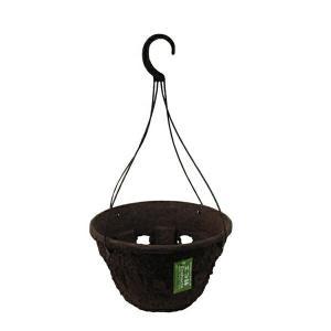 エコ鉢 吊鉢(穴あり) HB12CB|e-hanas