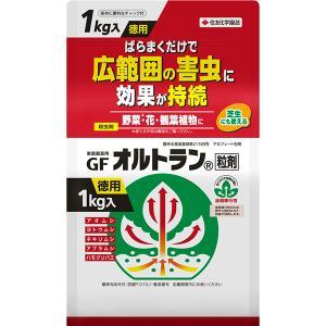 住友化学園芸 GFオルトラン粒剤 1kg|e-hanas