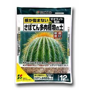 花ごころ 園芸用用土 サボテン多肉植物の土 12L|e-hanas