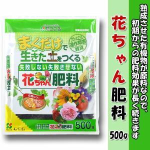 【花ごころ】【肥料】花ちゃん肥料 500g
