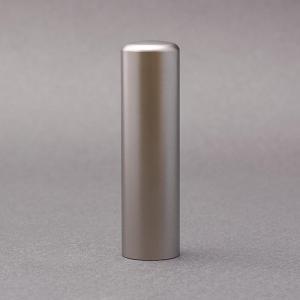 キャンペーン-シルバーピュアチタン-16.5mm-10年保証付|e-hankoya