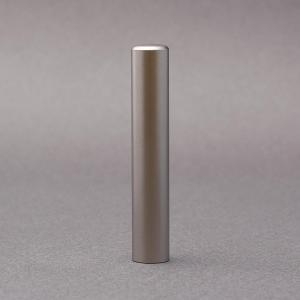 キャンペーン-シルバーピュアチタン-10.5mm-10年保証付|e-hankoya
