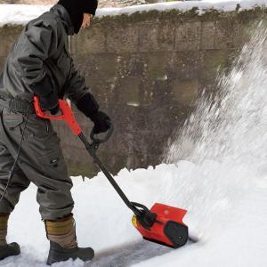 電動除雪機スノースピンライザー
