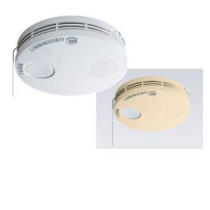 Panasonic 住宅用火災警報器 けむり当番(光電式2種)SH6000P(YP) 1個 e-hiso