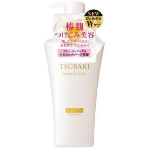 【TSUBAKI】ツバキ ダメージケアシャンプー 資生堂 椿 500ml 白ツバキ e-hiso