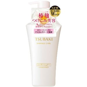 【TSUBAKI】ツバキ ダメージケアコンディショナー 資生堂 椿 500ml 白ツバキ e-hiso