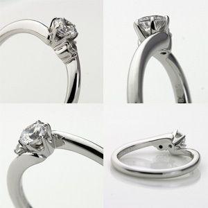 婚約指輪 エンゲージリング ダイヤモンド プラチナ リング (納期約3週間) 大粒|e-housekiya|03