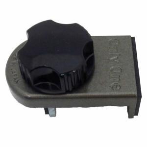 防犯 窓ロック 防犯グッズ 窓のカギ 鍵 ウインドロック ZERO 1個入り ブロンズ  カギ付き 上枠・下枠兼用 サッシ用補助錠|e-housemania