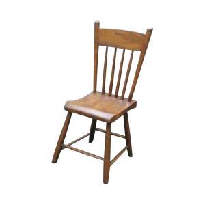 チェア ニューウエスタンチェア 1脚 完成品 ブラウン チーク モダン 椅子 室内向け 家具 インテリア e-housemania