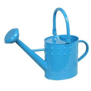 ジョウロ じょうろ ブルー W520×H400×D185 おしゃれ 園芸用品 ガーデニンググッズ 散水用品|e-housemania