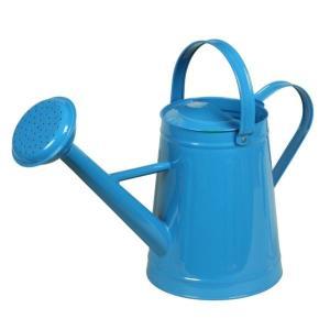 ジョウロ じょうろ ブルー W460×H340×D190 おしゃれ 園芸用品 ガーデニンググッズ 散水用品|e-housemania