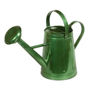 ジョウロ じょうろ グリーン W460×H340×D190 おしゃれ 園芸用品 ガーデニンググッズ 散水用品|e-housemania