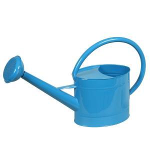 ジョウロ じょうろ ブルー W550×H315×D155 おしゃれ 園芸用品 ガーデニンググッズ 散水用品|e-housemania