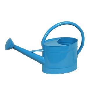 ジョウロ じょうろ ブルー W430×H255×D120 おしゃれ 園芸用品 ガーデニンググッズ 散水用品|e-housemania