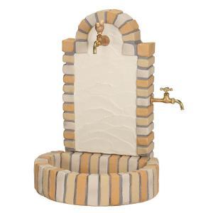 立水栓 水栓柱はガーデニングと洗車にと大活躍アイテムです。ブリックタイプの素敵な立水栓です。 ガーデ...