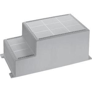 段差ステップ 段差解消 勝手口ステップA型 S602N  樹脂 簡単取付|e-housemania