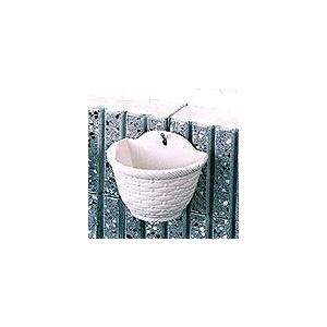 園芸用品 ガーデニング F-602 壁面プランターフック 15〜16cmブロック用 5個セット 植物で壁飾り|e-housemania