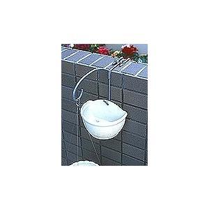 園芸用品 プランターフック ガーデニング F-903 壁面アームハンガー 幅調整装置付 5個セット 植物で壁飾り|e-housemania
