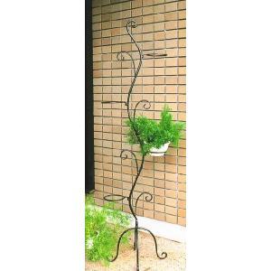 フラワースタンドのハンガータイプで素敵に花演出! 植物やお花を思うままに飾れます いつも緑を目線の中...