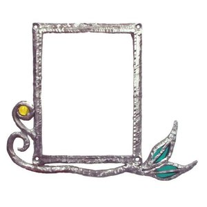 インターホンカバー ハンドメイド インターフォン カバー リーフ 装飾 エクステリア 手作り ガラス|e-housemania