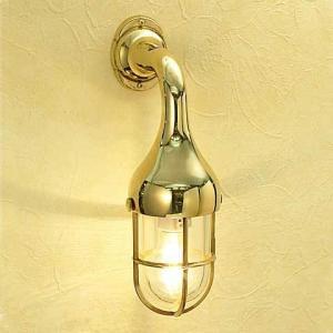 室内 照明 マリンライト br2075 クリアガラス インテリア 照明 壁付 ブラケット 照明 真鍮 照明器具 おしゃれ|e-housemania