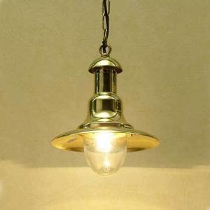 室内 照明 LED マリンライト p2162H クリアータイプ インテリア 照明 ペンダントライト 天井 照明 真鍮 照明器具 おしゃれ|e-housemania