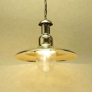 室内 照明 LED マリンライト p2193 クリアータイプ インテリア 照明 ペンダントライト 天井 照明 真鍮 照明器具 おしゃれ|e-housemania