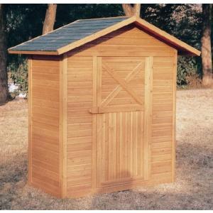 物置 木製物置 屋外用 木製物置 ガーデンストア1912 天然木材物置収納 ガーデニンググッズ ガーデンファニチャー|e-housemania